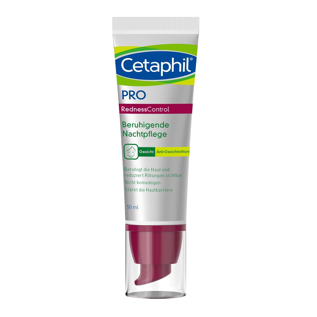 Cetaphil® PRO RednessControl umirujuća noćna krema